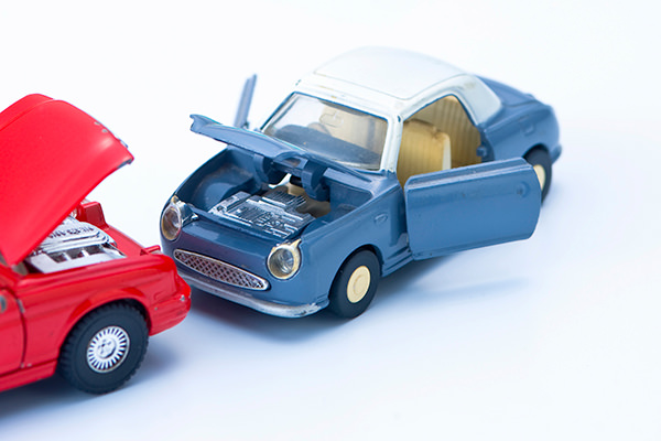 交通事故は、保険内診療が基本です